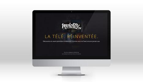 Ce que cache Molotov, le service qui veut révolutionner la télé - BFM - BFMTV.COM | Financement de Start-up | Scoop.it