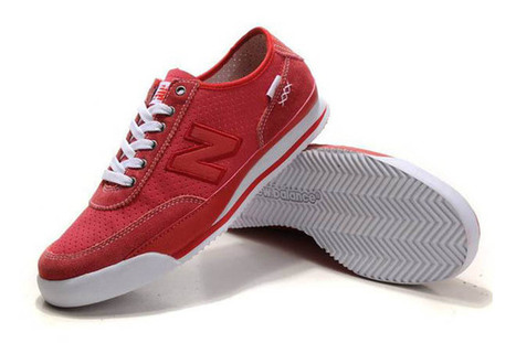 Men's new balance AJJ AJJRW Red White Shoes   share and want   Scoop.it