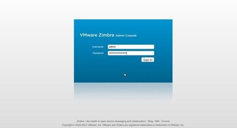How to Setup Zimbra Collaboration Suite Open Source Edition 8.0.2 in Ubuntu Server 12.04 | Ubuntu Server Guide | Ubuntu Server | Scoop.it
