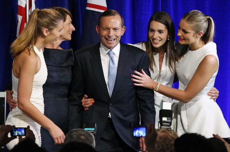 Australian election sweeps conservative leader Tony Abbott to power | Europe, Australia and Africa | Scoop.it