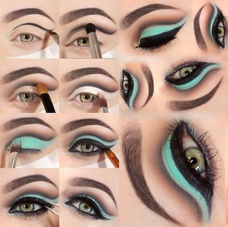 13 Hot Makeup Tutorials To Try This Summer - Fashion Diva Design | Modeling 101 | Scoop.it