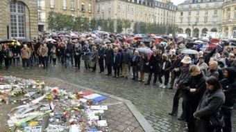 Des lieux et des émotions. Les attentats du 13 novembre à Paris et leur suite. | Géographie : les dernières nouvelles de la toile. | Scoop.it
