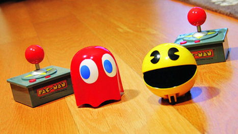 Real-Life Pac-Man Racers: Waka Waka Not Included | All Geeks | Scoop.it