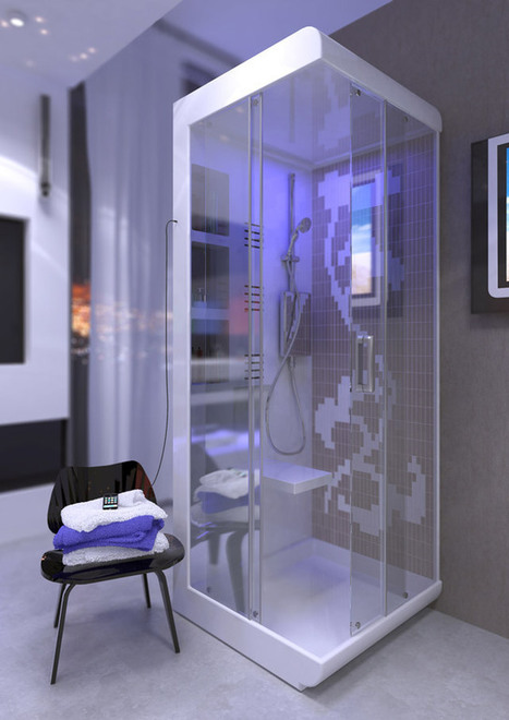 Ideal Standard Bathroom 3D Modelling and Visuals | Technology & 3D Visuals | Scoop.it