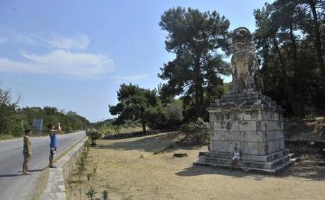 Une tombe antique découverte dans le nord de la Grèce | Bibliothèque des sciences de l'Antiquité | Scoop.it