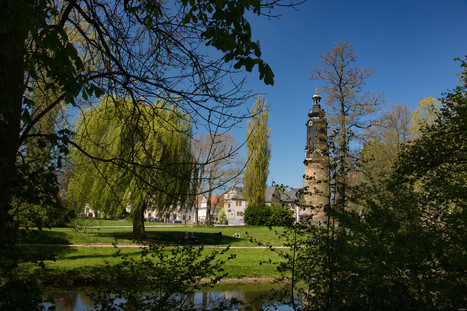 Weimar et Iéna, ou l'Allemagne romantique - Itinera-magica.com | Allemagne tourisme et culture | Scoop.it