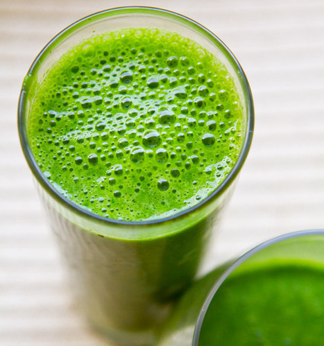 Salute to Green Smoothies | Healthy Whole Foods | Scoop.it