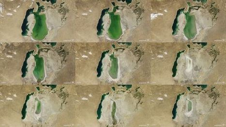 """O """"Lost"""" Satellite Photos Reveal Surprising Views of Earth in the 1960s 
