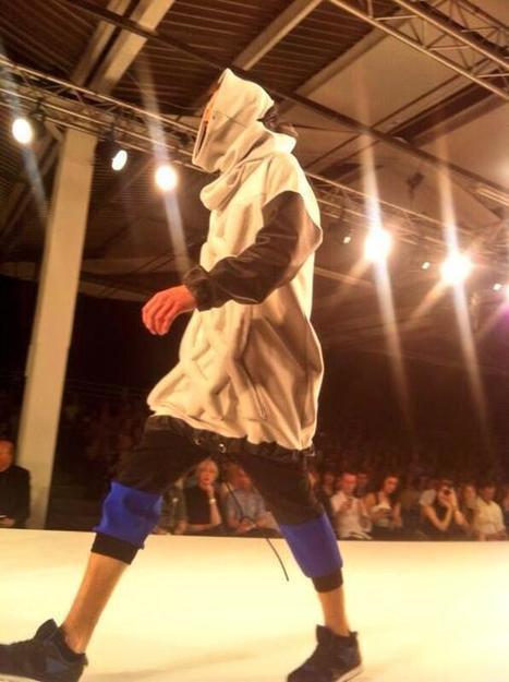 Tweet from @Pause_Mag | Manchester School of Art @ Graduate Fashion Week | Scoop.it