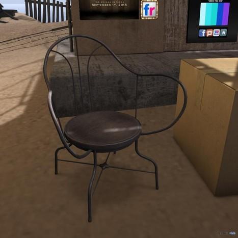 Operator's Chair Dark & Light Sim Opening Gift by junk | Teleport Hub - Second Life Freebies | Second Life Freebies | Scoop.it
