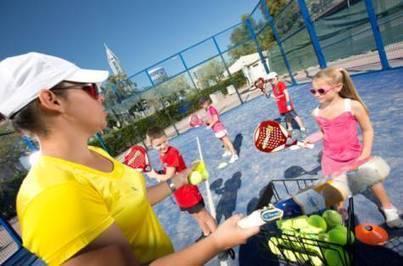Real effort to take padel tennis to schools - gulfnews.com | padel | Scoop.it