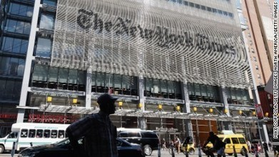 FBI investigating Russian hack of New York Times reporters, others | Journalism: the citizen side | Scoop.it