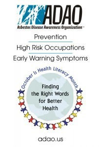 Health Literacy Part One: How Can You Prevent Home, School, and Workplace Asbestos Exposure? « ADAO – Asbestos Disease Awareness Organization | Asbestos and Mesothelioma World News | Scoop.it