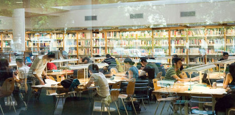 «Library and more»: delabibliothèque àlabibliothèqueaugmentée - The Conversation | ESR Toulouse et ailleurs | Scoop.it