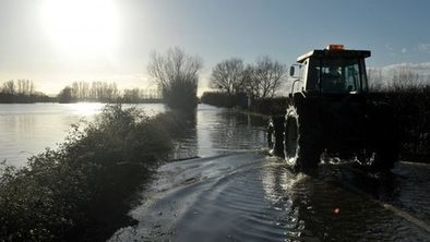 Disarray over flood prevention plans | AS Geography | Scoop.it