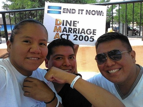Navajo Nation struggles with same-sex marriage - Los Angeles Times | All Things Lesbian | Scoop.it