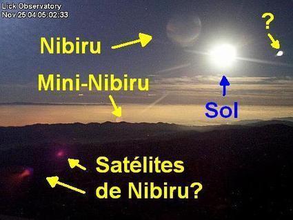 Nibiru? Hercólubus? Vídeo mostra dois sóis e um outro objeto no céu.   21 de dezembro de 2012   Scoop.it