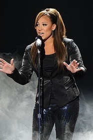 Celebrity for the World: Melanie Amaro: the first American X Factor winner. | Celebrity for the world | Scoop.it
