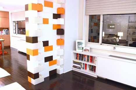 Build the Life-Sized Object of Your Dreams with Giant LEGO Bricks for Adults | Le It e Amo ✪ | Scoop.it