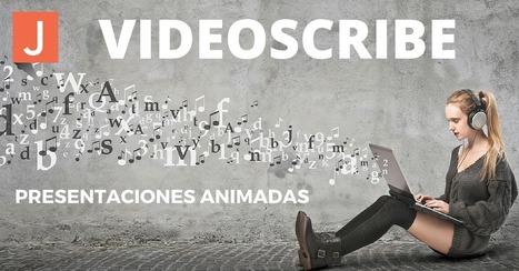 VideoScribe, la herramienta para presentaciones animadas | El safareig de la imatge i el so | Scoop.it