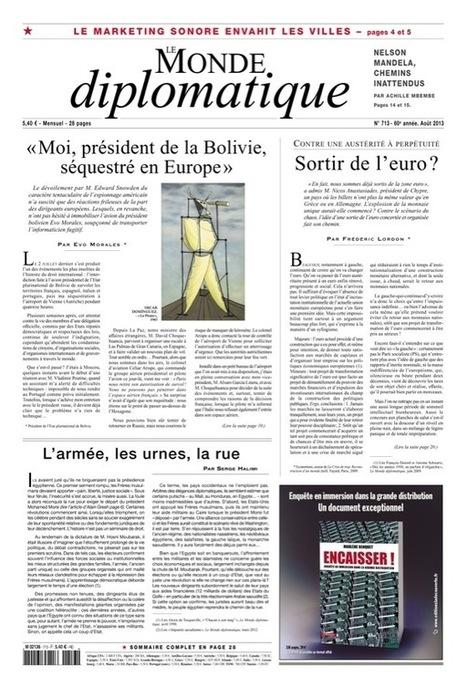 L'œuf de plomb de Gutenberg, par Gérard Mordillat (Le Monde diplomatique) | Graphic Design and Typography | Scoop.it
