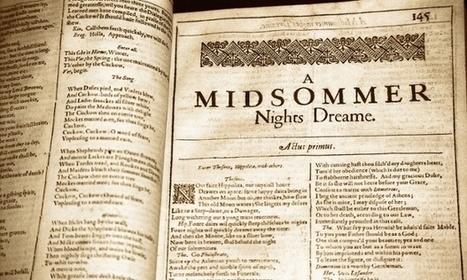 Top 10 best Shakespearean insults   Biblio   Scoop.it