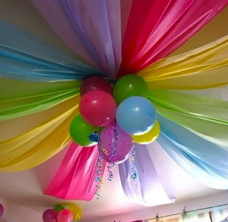 Too Stinkin' Cute: Party Poof! | Baby Shower Planning | Scoop.it