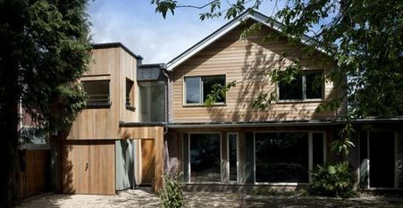 1 The Paddock - House in Brockenhurst | e-architect | Architecture and Architectural Jobs | Scoop.it