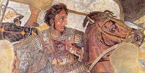 Alexander de Grote: grote held of ordinaire moordenaar? - Scientias.nl   geschiedenis   Scoop.it