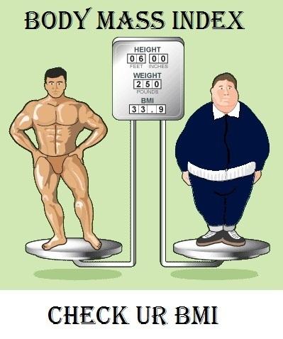 BMI Calculator | Hospitals Health Care | Scoop.it