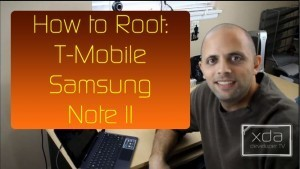 How to Root the Samsung Galaxy Note II –  XDA Developer TV | Samsung mobile | Scoop.it