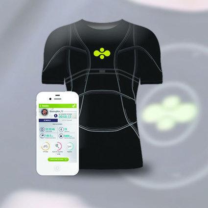 Les textiles intelligents peuvent surveiller notre cœur | Ressources pour la Technologie au College | Scoop.it