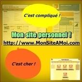 Apprendre à créer son premier site Web, pour partager ses passions | ORDI-SENIOR.FR | Section : Publier_sur_le_web | Seniors | Scoop.it