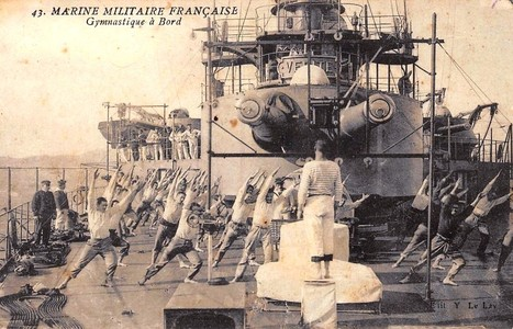Conférence « Les marins de la Royale et la carte postale (1900-1918) » mardi 23 février à 18h aux Archives départementales de Loire-Atlantique | Histoire 2 guerres | Scoop.it
