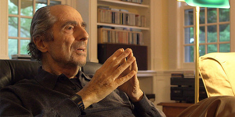 L'ultime interview de Philip Roth le 19 mars sur France 5 | L.ART en Loire | Scoop.it