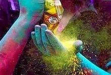 Play Holi Naturally! Make Natural Organic Colors at Home! |HerbHealtH | Herbs and Health | Scoop.it