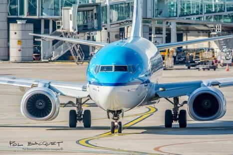 KLM Boeing 737-700 in Paris | Aviation & Airliners | Scoop.it