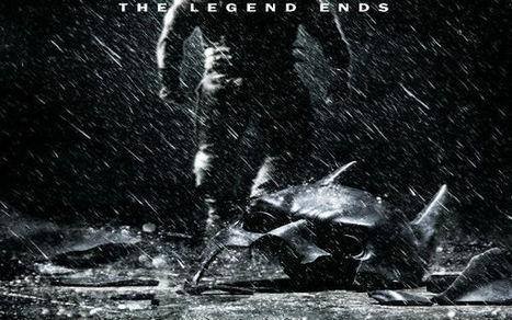 'Dark Knight Rises' Campaign: Tweet Graffiti, Get Trailer | Tracking Transmedia | Scoop.it