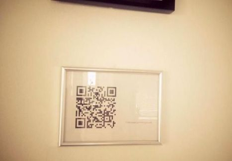 Generate Your WiFi Password As A QR Code - never get asked again... great idea for guest room. Nerdy and I love it. - Tech And Geek | QR Code - NFC Marketing | Scoop.it