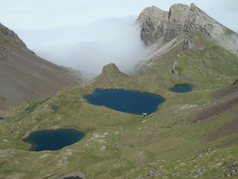 Lac de Consaterre, crêtes de Berdalades et Pic de Thou 2743m - dedbond.wordpress.com | Vallée d'Aure - Pyrénées | Scoop.it