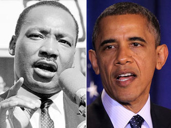 MLK's Dream for Justice Challenges Obama Presidency | IB English 12 Resources | Scoop.it