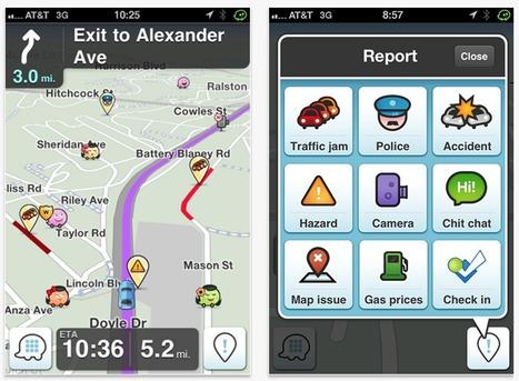 Google Maps et Waze, le duo gagnant pour vos déplacements. | toute l'info sur Google | Scoop.it