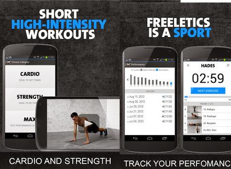 Istanaga Softgame: Freeletics PRO Fitness - v1.0.1 APK Download   sports   Scoop.it