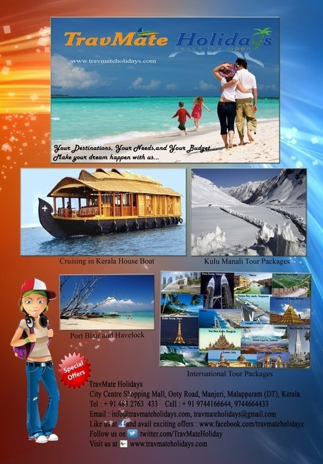 Special Offers on Tour Packages | Travel and Tourism | Scoop.it