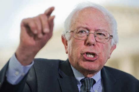 Bernie Sanders on GOP Debate: What About Women? - New York Magazine | Gender, Religion, & Politics | Scoop.it