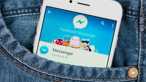 Facebook Messenger has new ways for brands to meet its 900 million users | Social Media Marketing Strategies | Scoop.it