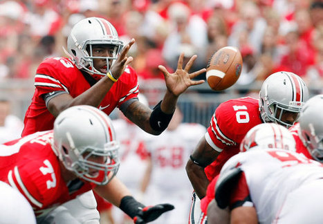 Ohio State football: Guiton injures hand, Meyer says | Ohio State football | Scoop.it