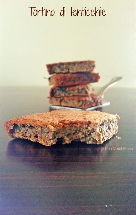 Ricetta: sformatino di lenticchie e foglie di broccolo | Alimentazione Naturale, EcoRicette Veg e Vegan | Scoop.it