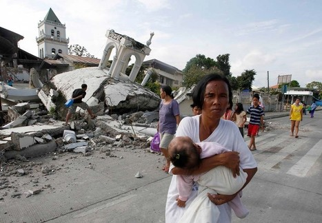 Powerful earthquake strikes the Philippines | earth | Scoop.it