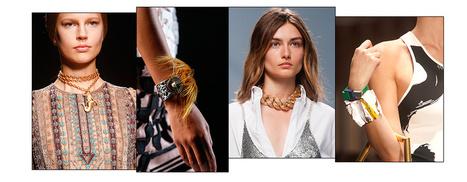Les tendances bijoux du printemps-été 2014 | Fashion-Art, Beauté & Déco | Scoop.it